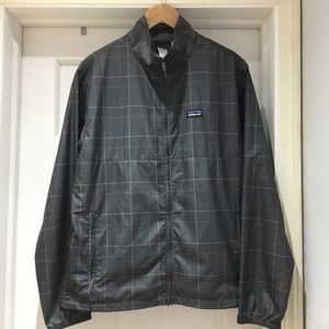 Men's Patagonia Lightweight Full Zip Jacket